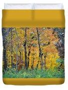 Nature's Colors Duvet Cover