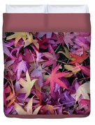 Nature's Confetti Duvet Cover