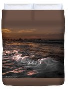 Natures Drama 3 Duvet Cover