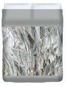 Natures Drapery At Okefenokee Swamp Duvet Cover