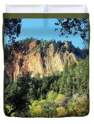 Nature's Entry To Yankee Meadows Duvet Cover