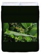 Nature's Gift Wrap Duvet Cover