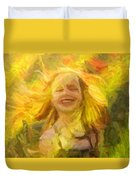 Nature's Joy Duvet Cover