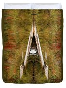 Natures Reflection Duvet Cover by Sue Harper