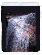 Nature's Shower Head Duvet Cover