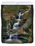 Nature's Tears Duvet Cover