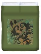 Natures Whimsy 4 By Madart Duvet Cover