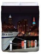 Nautica Queen Duvet Cover
