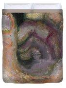Nautilus Hand Duvet Cover