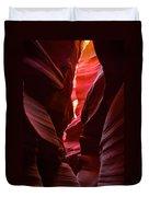 Navaja - Antelope Canyon Slots Duvet Cover