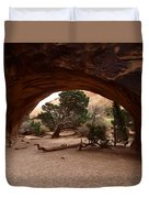 Navajo Arch Duvet Cover