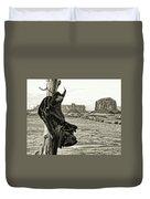 Navajo Saddle Duvet Cover