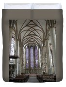 Nave - St Lambertus - Germany Duvet Cover