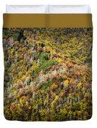 Nc Fall Foliage 0543 Duvet Cover