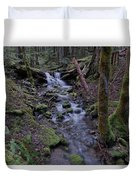 Near The End Of A Journey  Duvet Cover