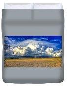 Nebraska Thunderhead Duvet Cover