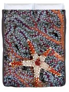 Necklace Seastar Duvet Cover