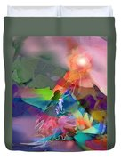 Nectar Of Heaven Duvet Cover