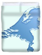 Nederland Waterland Duvet Cover