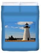 Neds Point Light Duvet Cover