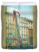 Needle And Thread Milan Italy Duvet Cover