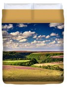 Needle Point From Saltersgate Duvet Cover