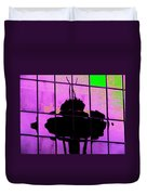 Needle Reflect 2 Duvet Cover
