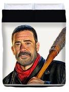 Negan - The Walking Dead Duvet Cover