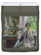 Nellie Kabel Duvet Cover