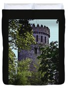 Nenagh Castle Ireland Duvet Cover