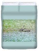 Nene Water Wings Duvet Cover