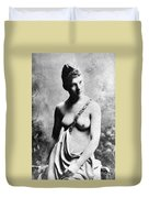 Neoclassical Nude Duvet Cover