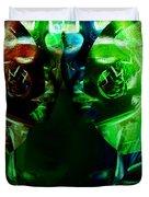 Neon Duvet Cover