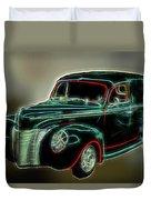 Neon Ride 3562 Duvet Cover