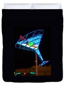 Neon Signs 4 Duvet Cover