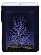 Neon Tree Duvet Cover
