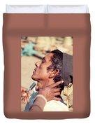 Nepal Shave Duvet Cover