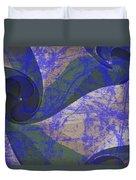 Neptune Illuminations Duvet Cover