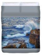 Neptune's Embrace Duvet Cover