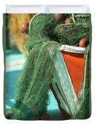 Nets Duvet Cover