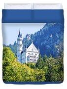 Neuschwanstein Castle 1 Duvet Cover