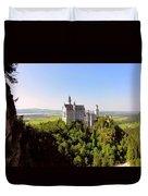 Neuschwanstein Castle  Duvet Cover