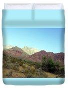 Nevada 1 Duvet Cover