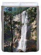 Nevada Falls Duvet Cover