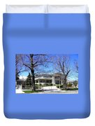 Nevada Governors Residence Duvet Cover