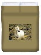 Nevada Wild Horses 3 Duvet Cover