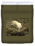 Nevada Wild Horses 4 Duvet Cover