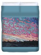 New Beginning Sunrise Duvet Cover