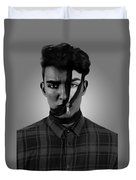 New Face Duvet Cover