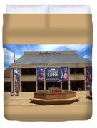 New Grand Ole Opry House Duvet Cover